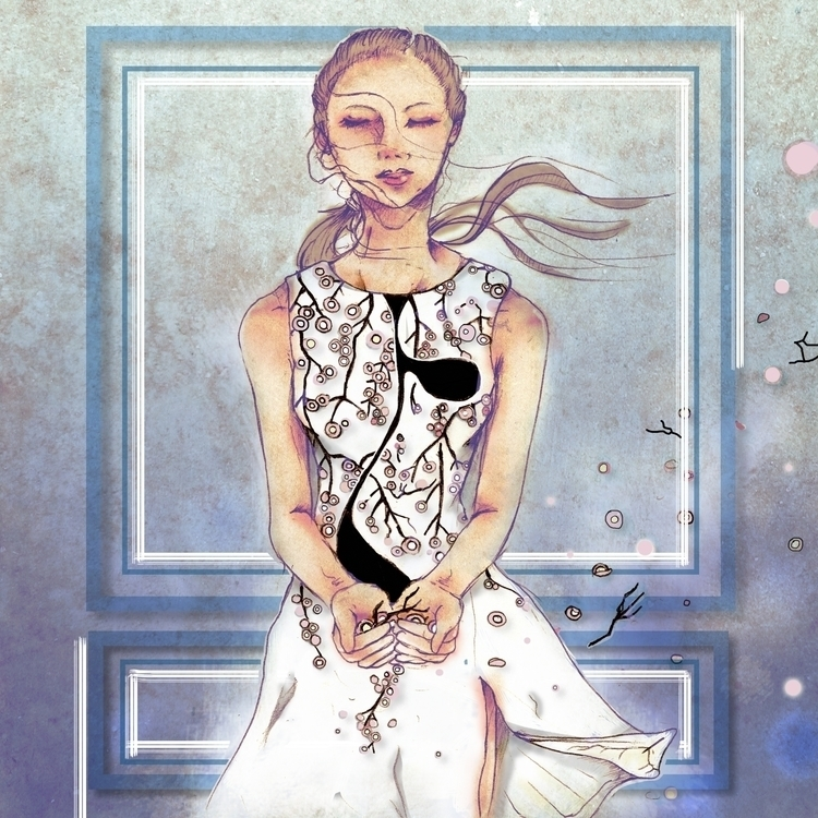 Fashion Illustration Giambattis - saradevi | ello