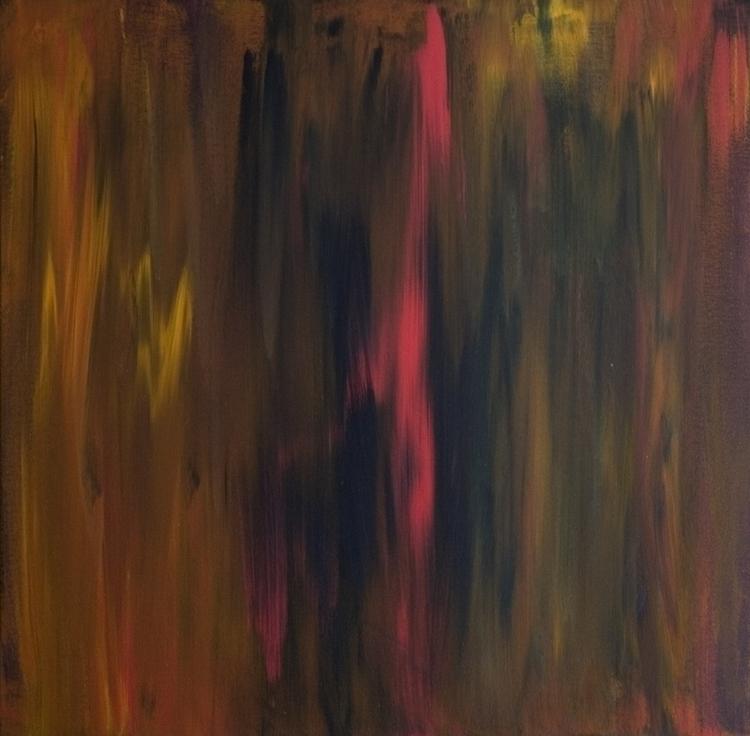 Untitled - painting, acrylic, acryliconcanvas - garrettlawson   ello
