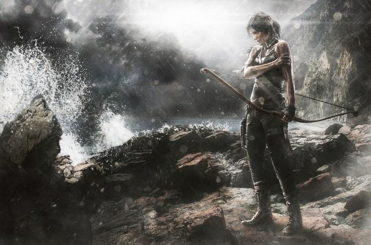 Tomb Raider - Reborn - dmorson | ello