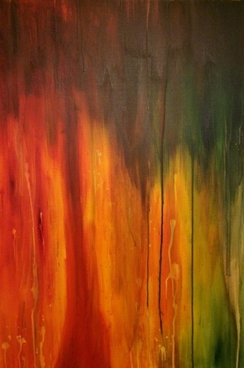 Creativity - painting, acrylic, acrylicpaint - garrettlawson | ello