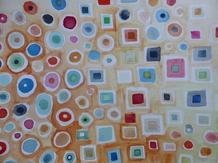 Living watercolour, 2014 - painting - studiobonnici | ello