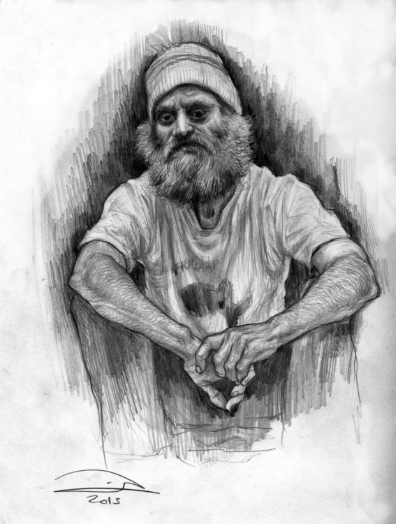 drawing, pencildrawing, sketch - baruchinbar   ello