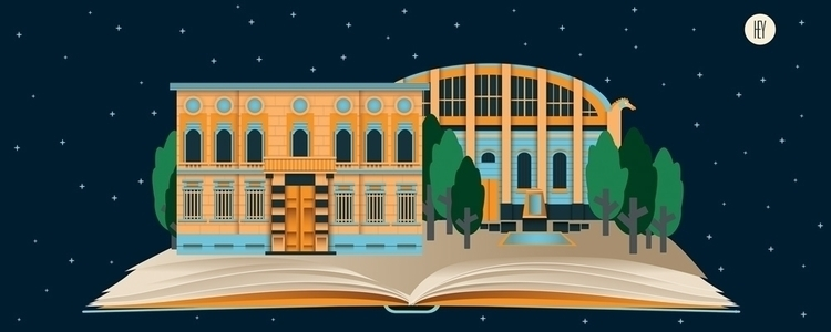 Pubblic library - Pinerolo - pinerolo - oscarcauda | ello