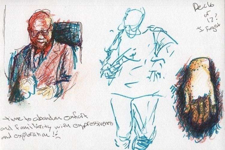 sketchbook - travisferg | ello