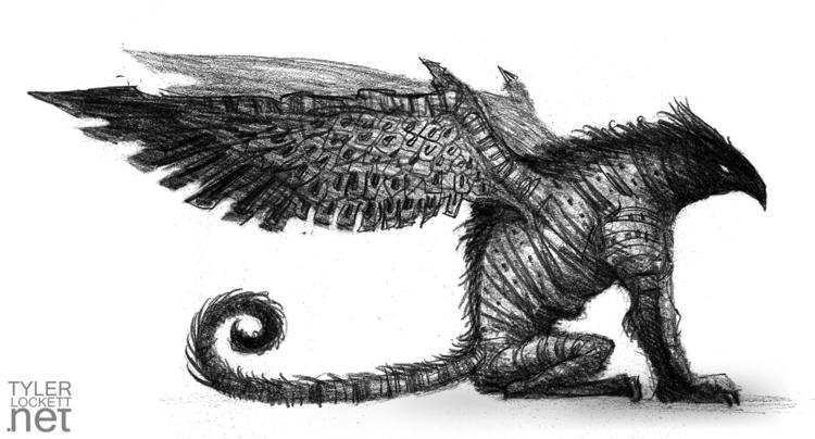 illustration, drawing, conceptart - tylerlockett   ello
