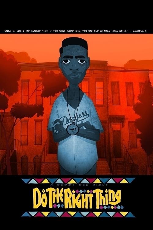 alternatives movie poster - illustration - dedos-1276 | ello