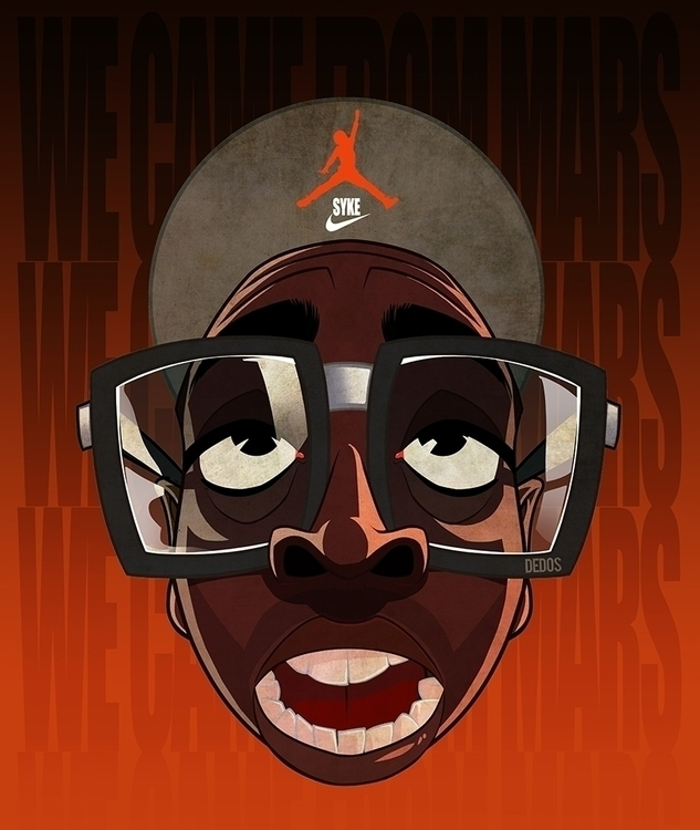 marz blackmon - illustration, characterdesign - dedos-1276 | ello