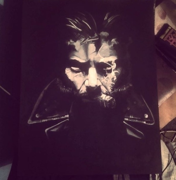 Latest wolverine commission - marvel - thatillustrator | ello
