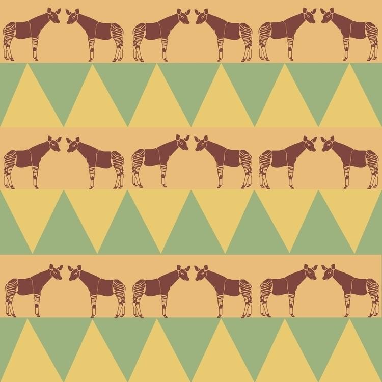 Topi - pattern, patterndesign, surfacedesign - irene_rofail | ello