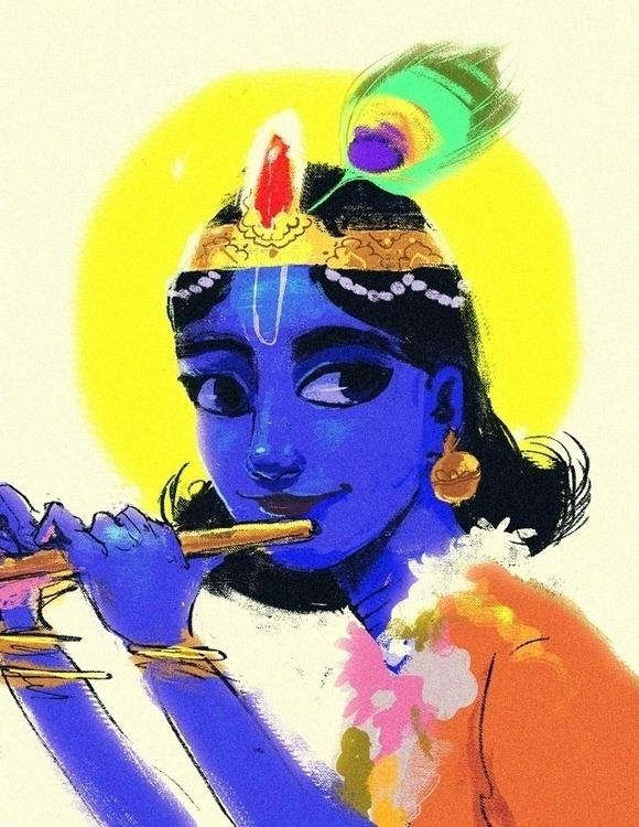 Govinda - krishna, govinda - oliver-3196 | ello