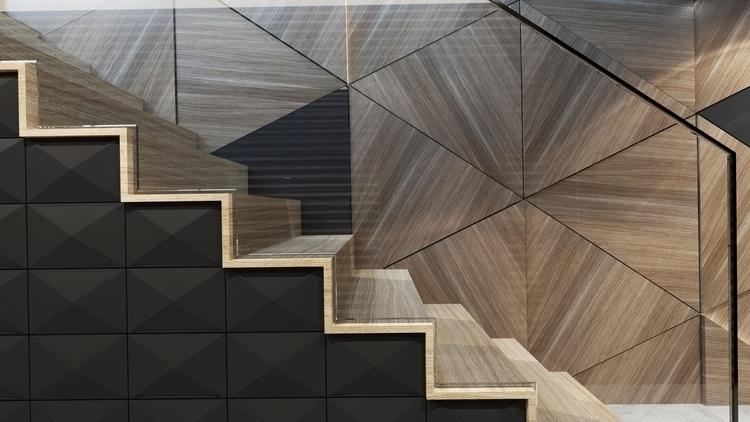 minus1 - stairs, design, interior - mitakadimov | ello