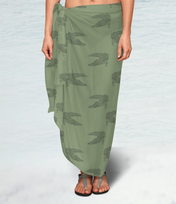 Sarong - fashion, illustration, fashiondesign - irene_rofail | ello