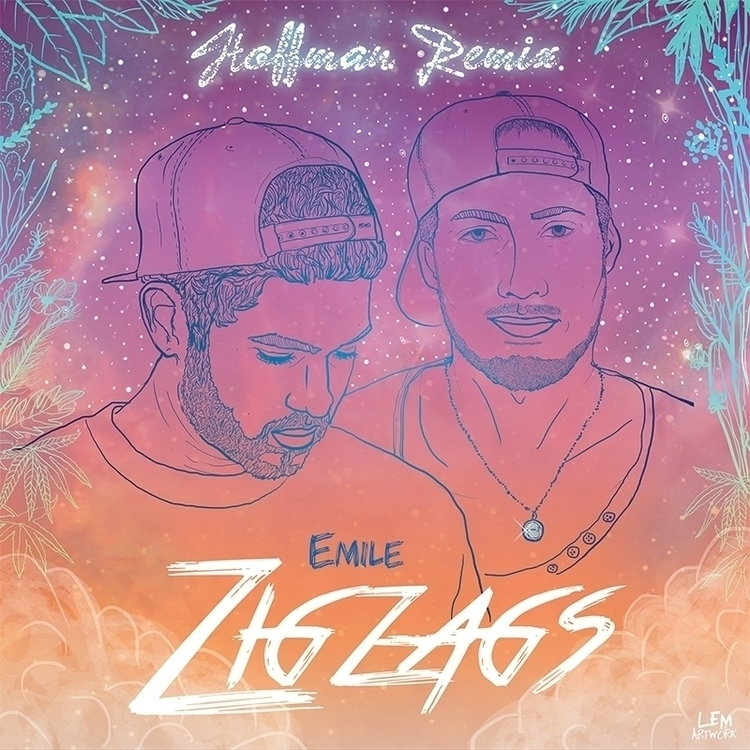 Zizags Remix Hoffman Cover :cop - lem-8180 | ello