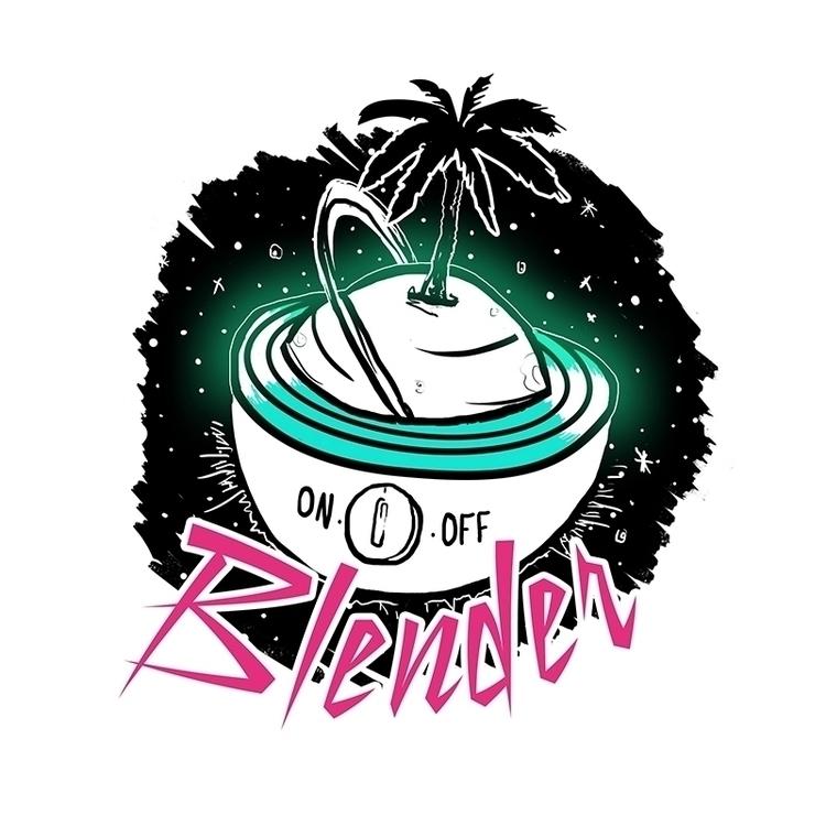 Blender Logo :copyright:Lem - music - lem-8180 | ello