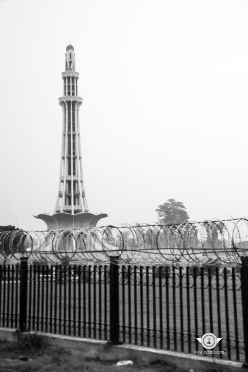 Minar Pakistan - photography, #zubaik - zubaik | ello