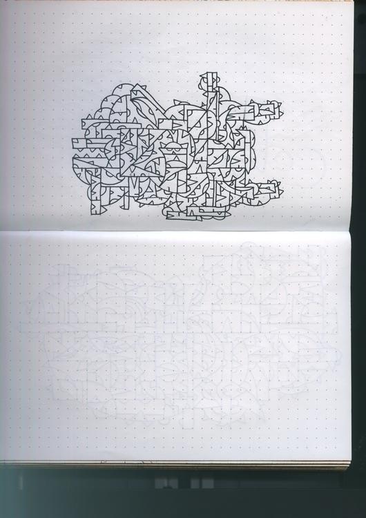 tiki sketch sideways 7 - drawing - torresj | ello