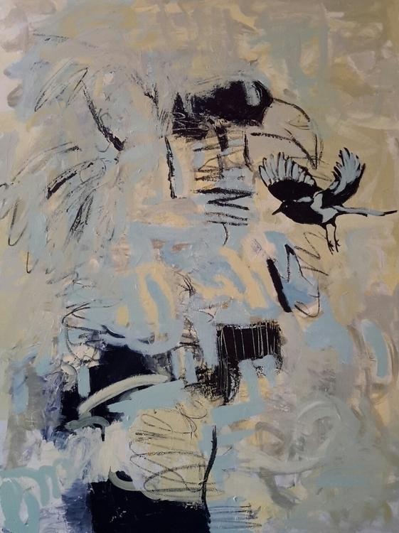 Acrylic gallery quality canvas  - dawnlim | ello