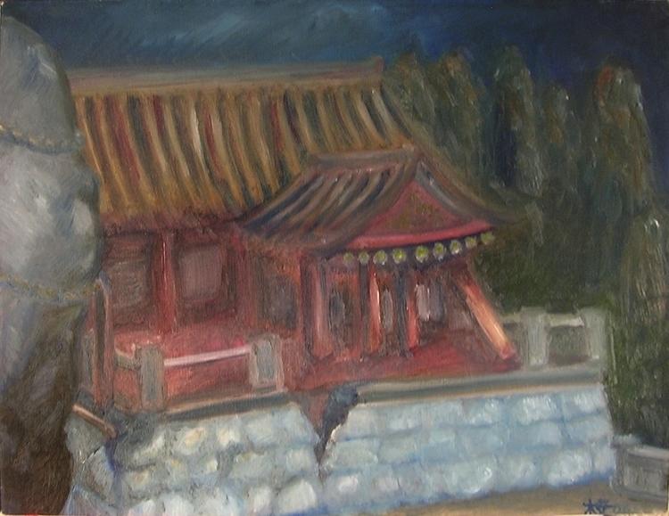 Ling Sheng-Su Temple Ruin - seungmina - miluda | ello
