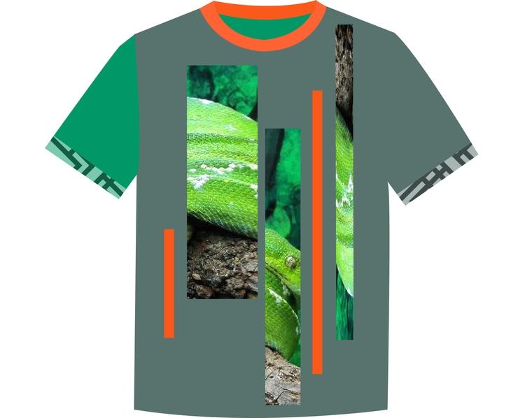Shirt design - digitalart, tshirtdesign - torresj | ello