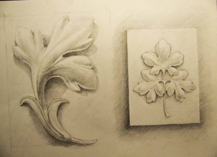 drawing, pencil - pangeniy | ello