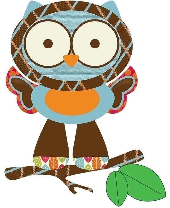 Whoooo - Owl, fun, WootWoot, texture - kvoerg | ello