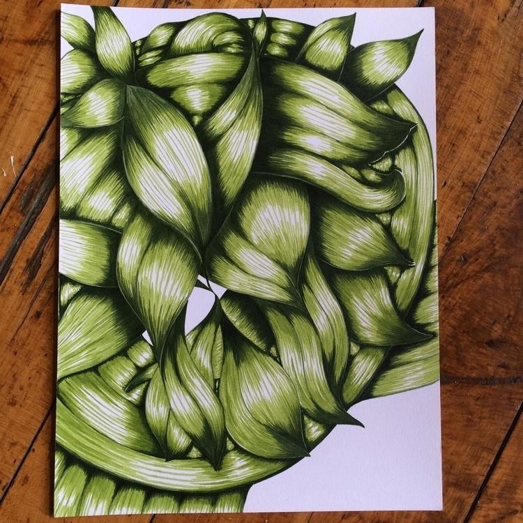 Drawing Faber-Castell Artist PI - marshew   ello
