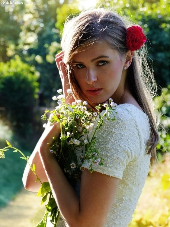 Model, MUA: Michaela Jurasová P - nelagriminelli_art | ello