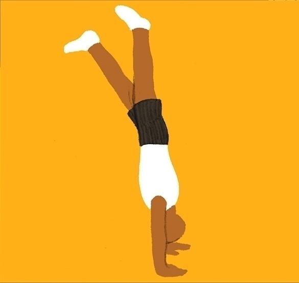handstand - cmouta | ello