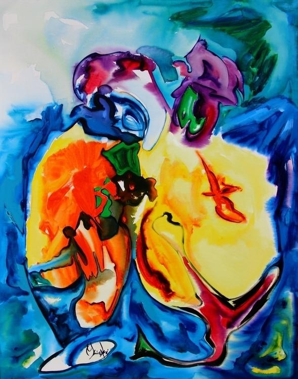 CALIFÉ - painting, museum, gallery - mariojose-9918 | ello