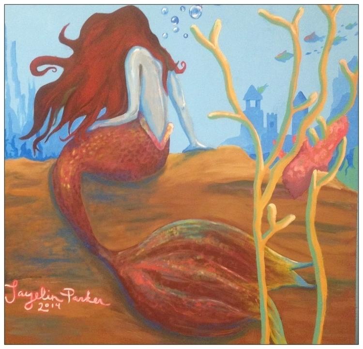 Siren - mermaids, mermaid, siren - jayelinparker | ello