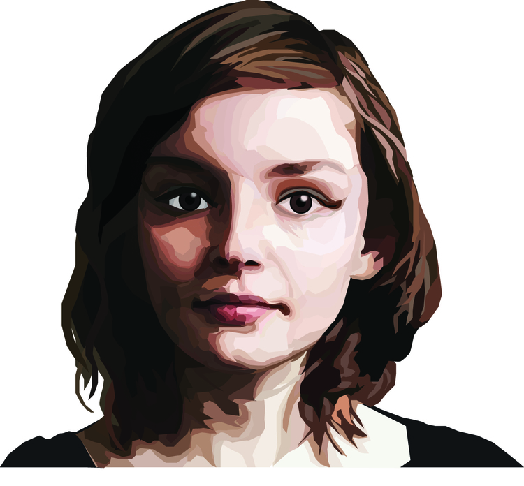 illustration, vector, portrait - elf-1123 | ello
