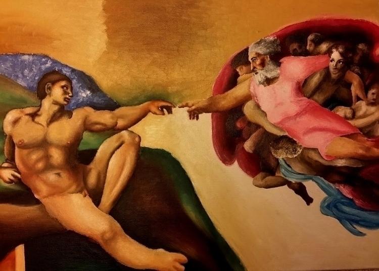 Creation Adam Oil - creationofadam - juliagurevich | ello