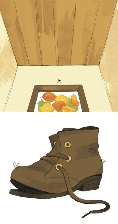 attic, boot - cmouta | ello