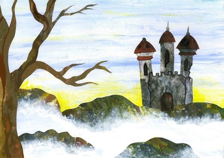 illustration, grimmsfairytales - elf-1123 | ello