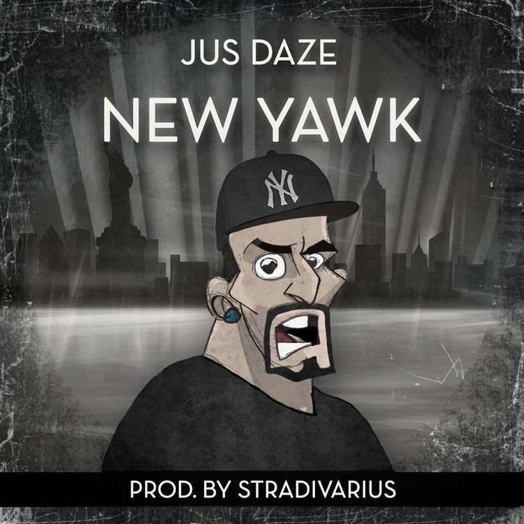 Cover art Jus Daze - coverart, covers - goodideastyle | ello