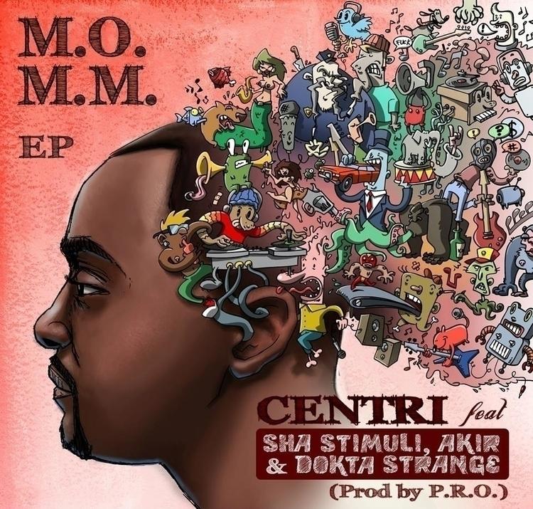 Cover art Centri - musiconmymind - goodideastyle | ello