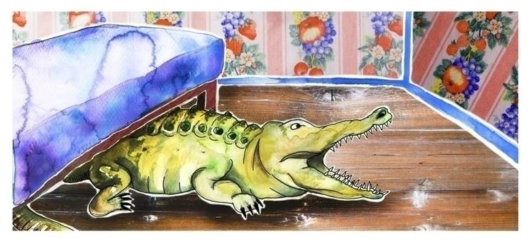 illustration, painting, children'sbook - elf-1123 | ello