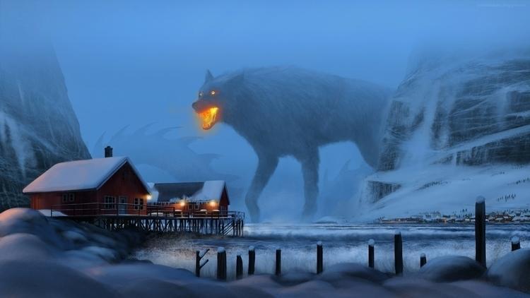 Fenris Wolf - jrhumphries | ello