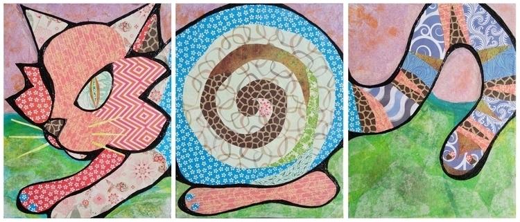 CatSnailSnake CatFusion - cat, snail - catsnodgrass | ello
