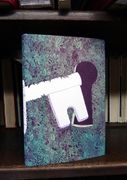 Secret Garden: Front Cover - illustration - maggiemcaton | ello