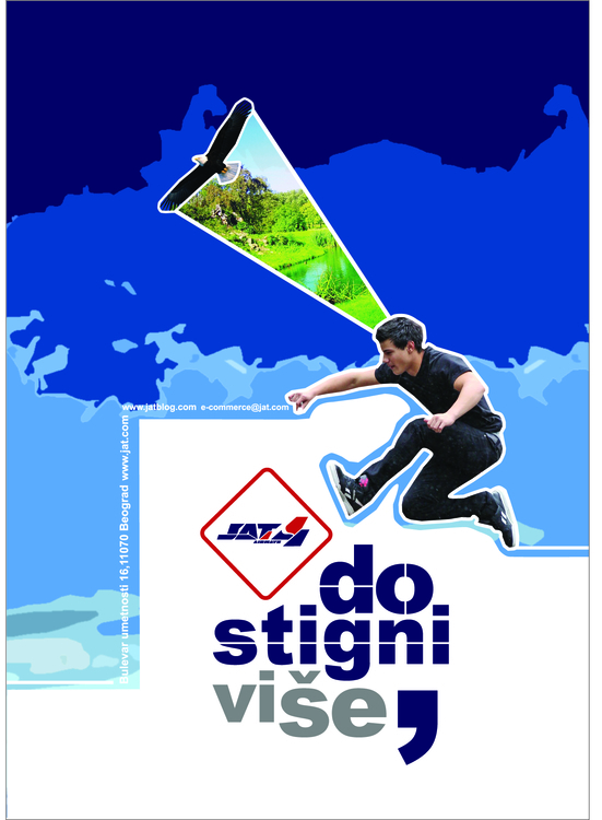 wall poster, created Serbian Ai - andrijadesign | ello