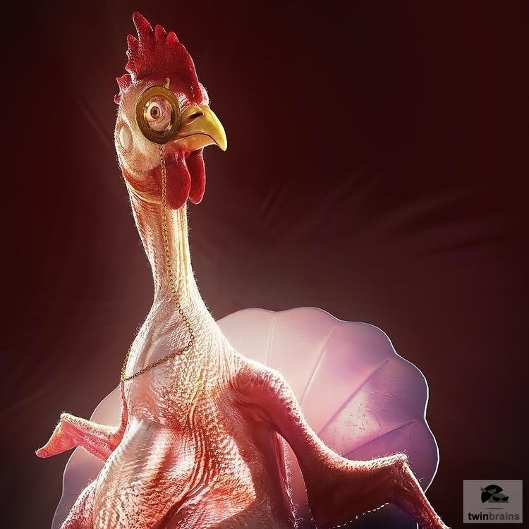 Naked Chicken - vinayvikramsingh | ello
