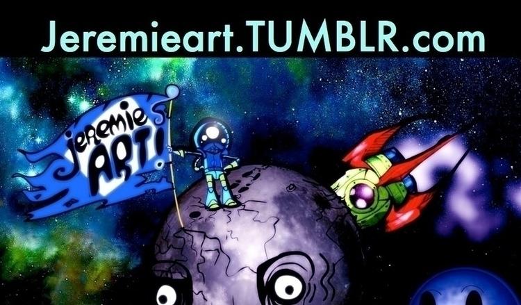 banner - space - jeremieduval | ello