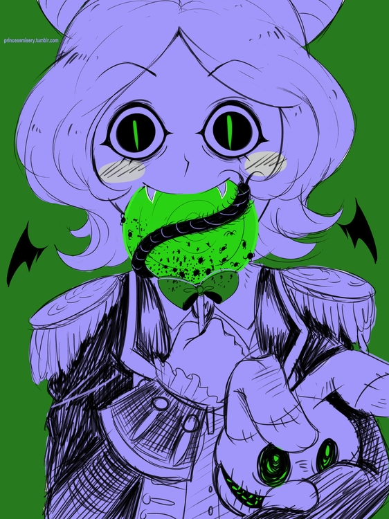 favorite flavor~insects - vampires - princessmisery   ello