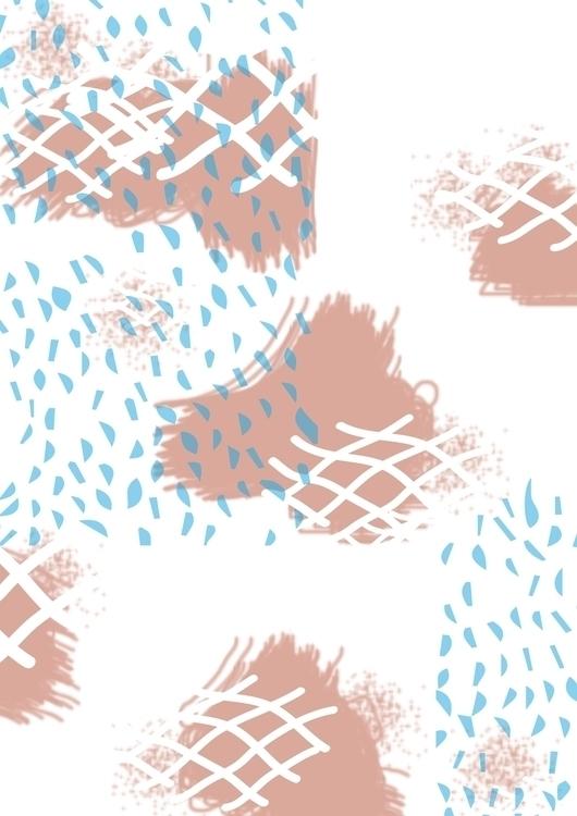 pattern, illustration, beatrizalao - beatrizalao   ello