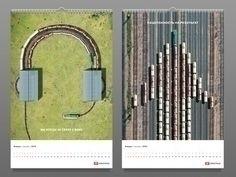 calendar concept train-cargo-op - lextimo | ello