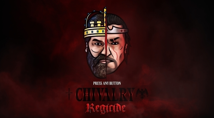 Chivalry: Regicide - illustration - dl-7350 | ello