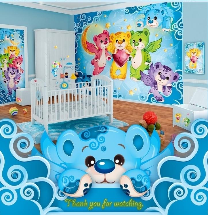 Rainbow Bears - arrangement pro - tenenbris | ello