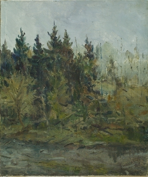 David Deserts, 60/80, Oil / can - antonbogatov | ello