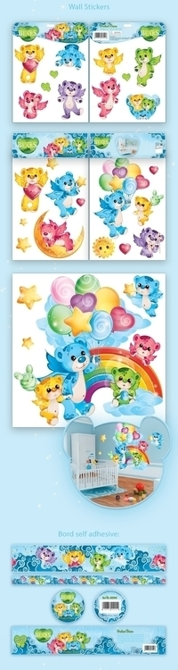Rainbow Bears - products packag - tenenbris | ello